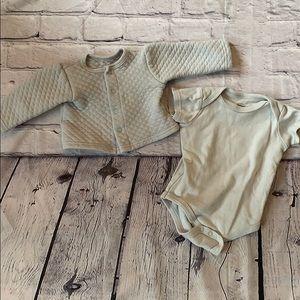 3/$25 Onesie & Matching Sweater